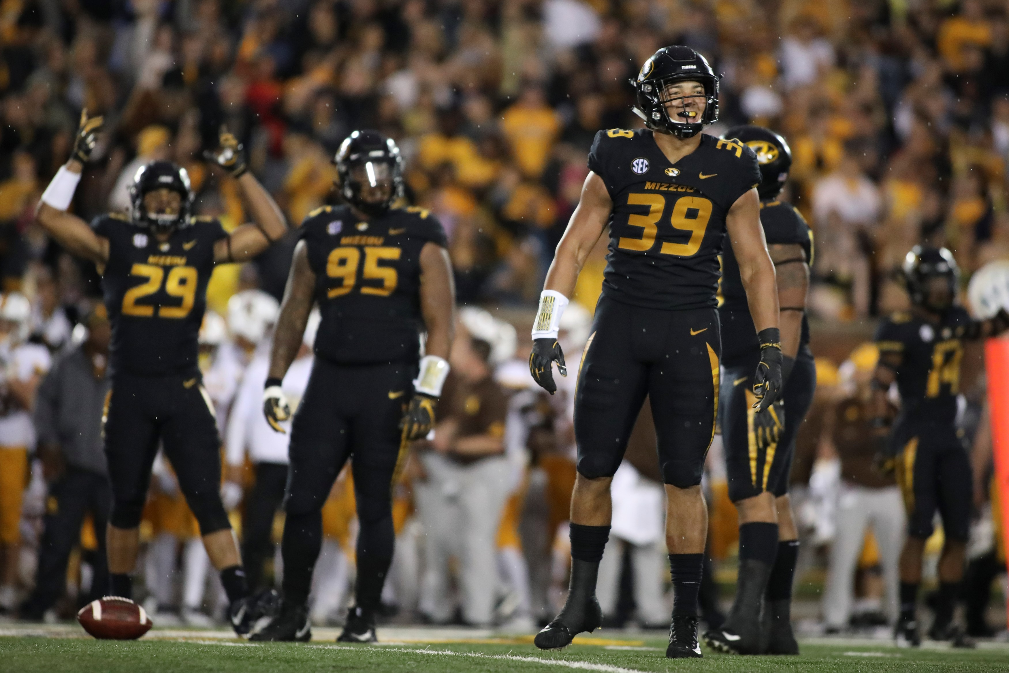 @MizzouFootball Faces First Road Test of 2018 at Purdue