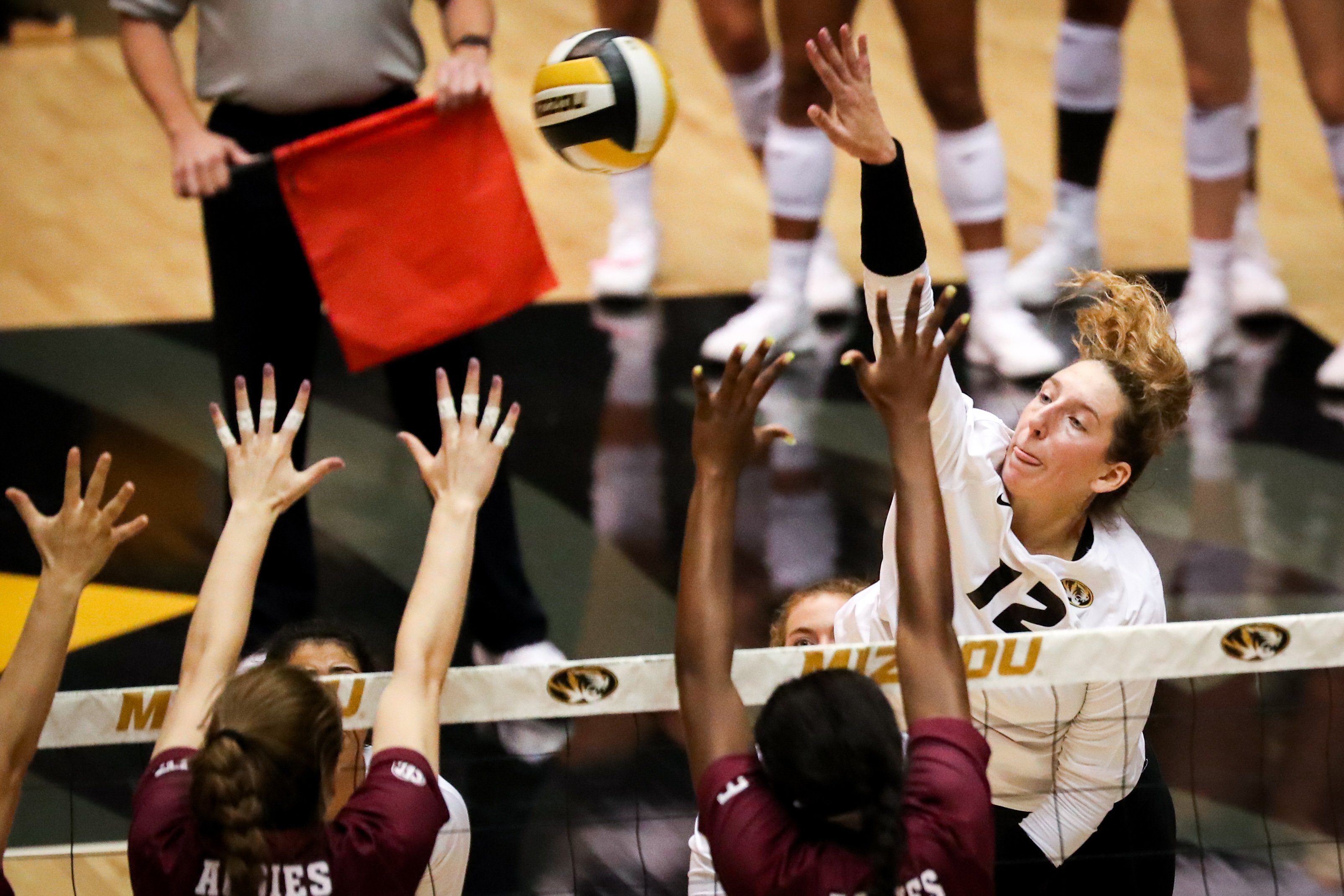 Mizzou Volleyball S Deberg Named Sec Overall And Offensive Player Of The Week University Of Missouri Athletics